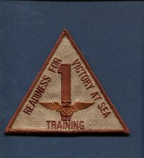 TRAWING TW-1 TRAINING WING ONE  US NAVY Aviator Training Squadron Desert Patch