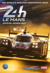 Le Mans 2017 Official Review - (Blu-ray)