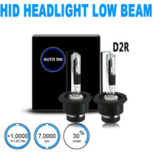 2X HID Xenon Headlight Light Bulbs Low Beam 6000K Light Bulb D2R  A