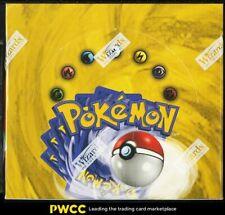 1999 Pokemon Base Set Factory Sealed Booster WOTC Box, Blue Wing Charizard