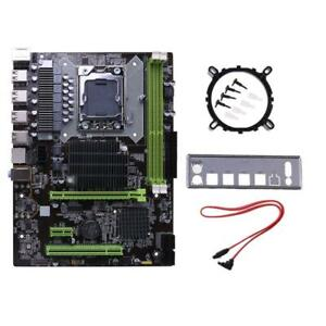 X58 LGA 1366 Motherboard Support REG ECC Server Memory and Xeon Processor