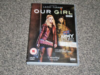OUR GIRL : SERIES ONE 1 - LACEY TURNER DVD - IN VGC (FREE UK P&P)