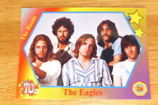 The Eagles The Bands 1970's Card # 26 2020