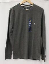 Men's RALPH LAUREN POLO Steel Grey Lightweight Sweatshirt Size M CH36 BNWT - W12