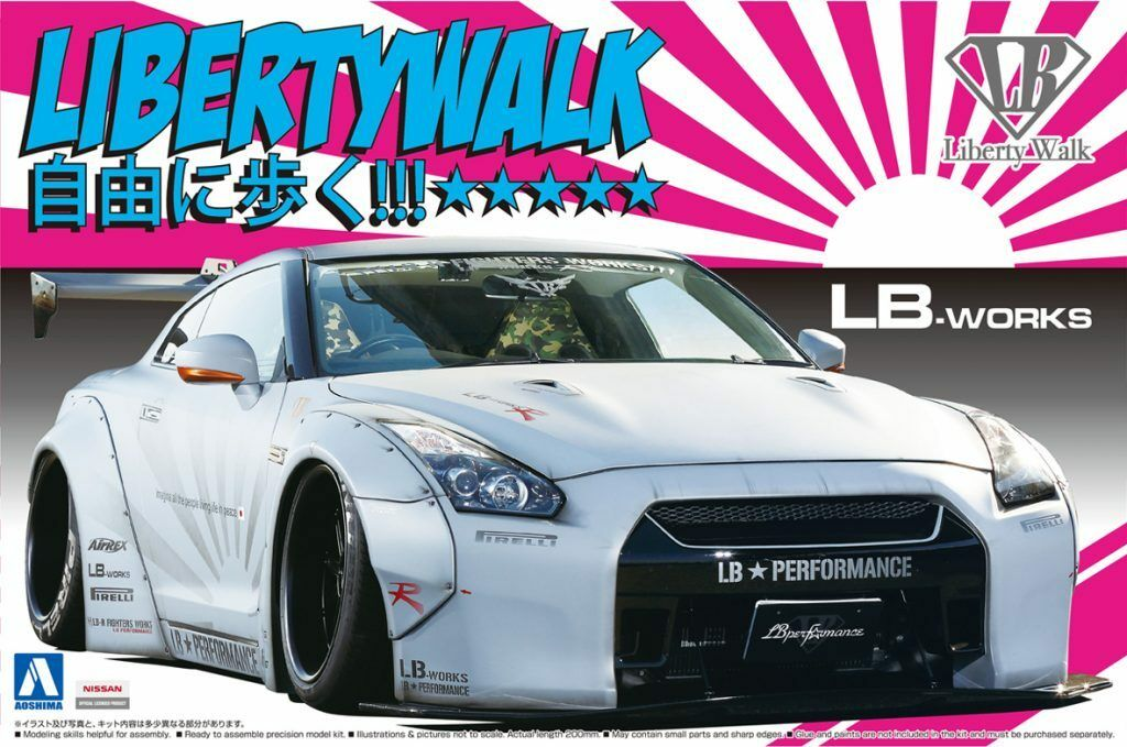 Official Time Attack /Kent Models