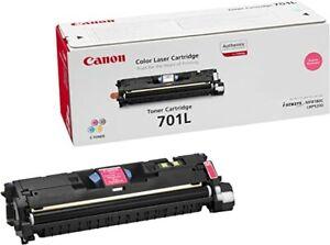 Genuine Canon 701L Magenta Toner 9289A003[AA] For i-sensys MF8180C/LBP5200