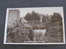 Marian Mills near Prestatyn Wales Postcard Photo by Burrows