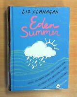 Eden Summer von Liz Flanagan (2017, Gebundene Ausgabe) (Neu, in Folie!!!)