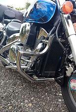 Honda VTX1300 Rétro Custom Motore Paramotore Protezione con incluso Highway