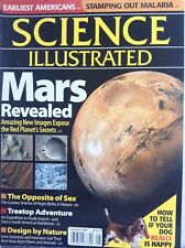Science Illustrated Magazine Mars Revealed July/August 2008 092017nonrh