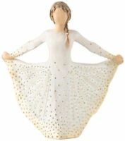 Willow Tree Butterfly Figurine 27702 in Branded Gift Box