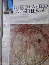 LE CATTEDRALI Citta di Castello Veroli Bari Palermo Genova Gelmi Ezio Benetti di