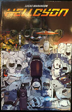 Hellcyon by Lucas Marangon TPB Graphic Novel Dark Horse Comics 9781595828859