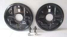 924-220  BRAKE BACKING PLATE CHEVROLET GMC BUICK PONTIAC VINTAGE SET OF TWO