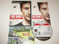 Tony Hawk's Project 8 (Sony PlayStation 2, 2006)