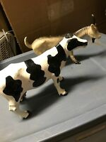 2007 toy major trading cow & Goat Box1 GKS3