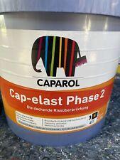11 Liter Caparol Cap elast Phase 2  Farbton siehe offenes Gebinde  Restposten