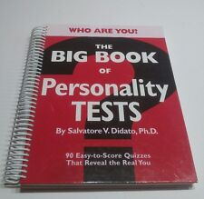 The Big Book of Personality Tests By Salvatore V. Didato, Ph.D (90 Quizzes)