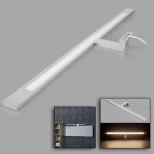 LED Badleuchte Spiegelleuchte 12W,1100lm Warmweiß(3000K) 60cm verchromt  NB8119