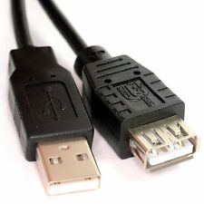 3m USB 2.0 EXTENSION Cable Lead A Male Plug to Female Socket