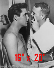 "Elvis Presley~Eye Exam~Dentist Decor~Photo~Rockabilly~Poster~16"" x 20"""