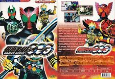 LIVE ACTION DVD~Kamen Rider OOO(1-48End)English sub&All region w/FREE SHIPPING