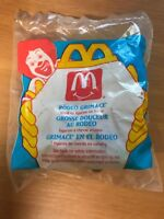 NEW McDonald's Happy Meal Toy Rodeo Grimace Cowboy 1995