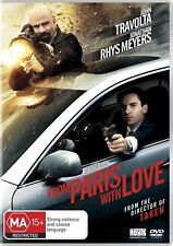 From Paris With Love (DVD, 2010), Brand new and sealed, free shipping