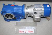STM Motoréducteur 0,25 Kw 20 min Vis sans fin OMP 63 C25 Boîte de vitesse