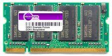 256MB 333MHz DDR1 RAM PC2700S 200-Pin Pol SODIMM Laptop Memory Notebook Speicher