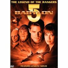 Babylon 5: The Legend of the Rangers (DVD, 2006)