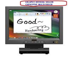 """Lilliput FA1012-NP/C/T 10.1""""1024X600 Capacitive Multi-Touch Screen VGA/HDMI/DVI"""