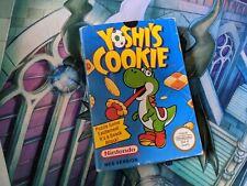 Yoshi's Cookie Nintendo Nes Game, Yoshi's Cookie NES Game