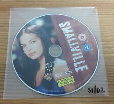 SMALLVILLE - Season 1 – Disc 2 - Eps 5-8 - Region 2 - Replacement DVD DISC ONLY