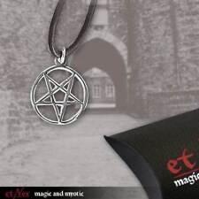 Anhänger Pentagramm 925 Sterlingsilber Pentagram Gothic