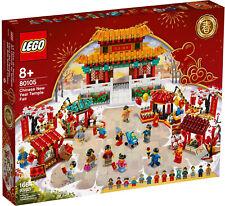 LEGO® 80105 Tempelmarkt zum Chinesischen Neujahrsfest NEU OVP_ NEW MISB