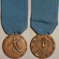 medaglia al merito dell' UMI unione monarchica italiana