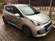2017 Hyundai i10 Damaged + All Parts To Repair Included