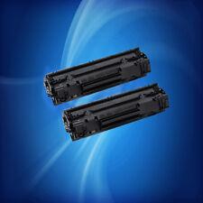 2PK NON-OEM Black Toner CF283A for HP 83A M127fn,M127fw,M125nw,M125