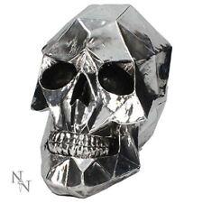 Fabulous Gothic Geometric Skull Ornament Figure Sculpture Horror