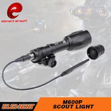 M600P Scout Light LED Weapon Light Full Version Tactical Flashlight For AEG/GBB