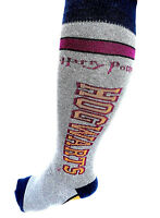 Harry Potter Hogwarts Damen Knie-Strümpfe Socken Knee High Socks 37-42 Primark