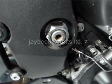 BMW S1000RR SUZUKI SV650  SWINGARM PIVOT SHAFT FLANGED NUT TITANIUM M18X1.5 R2C8