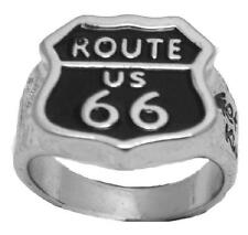 ROUTE 66 Ring - Size 12 - Made in the USA - NEW