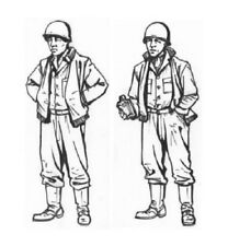 CMK F35211 WWII US Truck Crew Resin Figuren in 1:35