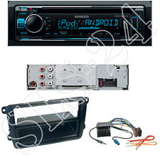 Kenwood kdc300uv CD/USB radio + VW Amarok Golf V VI plus diafragma + adaptador ISO