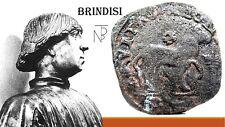 BRINDISI-Puglia (Ferdinando I d'ARAGONA-Spagna) Cavallo