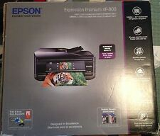 Brand New Epson Expression Premium XP-800 All-In-One Inkjet Printer