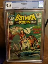 Batman # 235 CGC 9.6 OW/ White (DC, 1971) Neal Adams cover