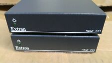 Extron HDMI 201 Tx/Rx HDMI Twisted Pair Extender kit quantity